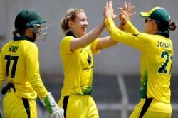 Australian Wicket Keeper Alyssa Healy Scored The Fastest Half Century