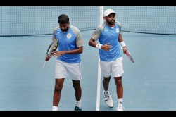 India Tennis Association Releases List Players Selected For The Upcoming Davis Cup And Fed Cup
