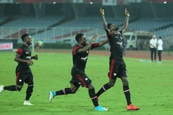 Isl 2018 19 Northeast United Will Face Two Time Champion Atk