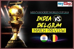 Belgium Has Psychological Advantage Against India But India High Confidense Hokcey World Cup