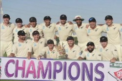 Pakvsnz Newzealand Defeated Pakistan After 49 Years