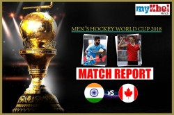 Hockey World Cup 2018 India Vs Canada Live Score Updates Live Streaming