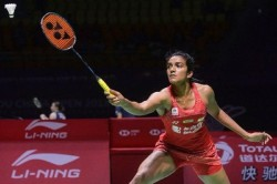 Pv Sindhu Begins World Tour Finals With Win