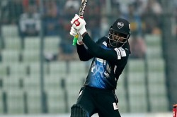 Chris Gayle Becomes The First Batsman Hit 900 T20 Sixes