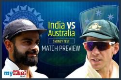 India Vs Australia Sydney Test Match Preview India Eye On First Series Win Australia