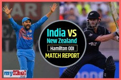 India Vs New Zealand 4th Odi Live Commentary Live Update Live Streaming