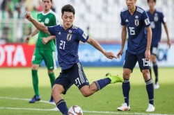 Afc Asiancup 2019 Japan Beat Turkmenistan 3