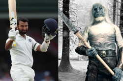 Virat Kohli Is Compared Cheteshwar Pujara With The White Walkers Game Of Thrones