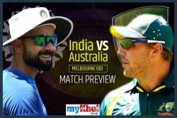 Indvsaus India Wish Create History After Wining Third Odi Against Australia