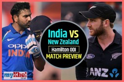 India Vsnew Zealand 4th Odi Preview India May Try Its Bench Strength