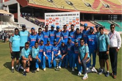 India Couldnt Make It Clean Sweep As Lions Won The Last Game