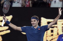 Roger Federer Enters Into Fourth Round At Australian Open