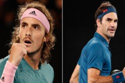 Roger Federer Is From Australian Open After Match Loss Stefanos Tsitsipas