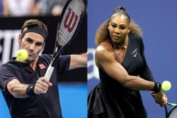 Roger Federer Serena Williams Click Greatest Selfie All Time Hopman Cup Clash