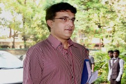 Sourav Ganguly Assure Ex Teammate Jacob Martin Family That You Are Not Alone Hospital