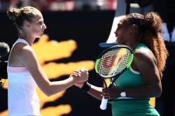 Karolina Pliskova Outplayed Serena Williams Enter Semi Final Australian Open