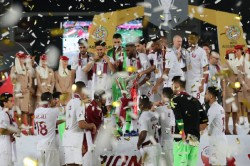 Afc Asia Cup 2019 Qatar Defeats Japan 3 1 Final To Claim Maiden Title Victory