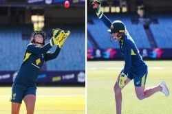 Mitchell Starc Wife Grabbed The Highest Catch Cricket History