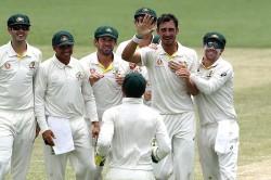 Australia Clean Sweeps Sri Lanka 2 Test Series Mitchell Starc Takes 10 Wickets