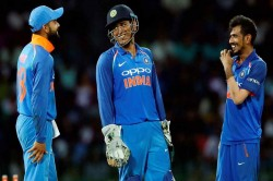 Yuzvendra Chahal Recalls Australia Tour Of India 2017 When Ms Dhoni Helped Him To Get Rid Of Maxwell