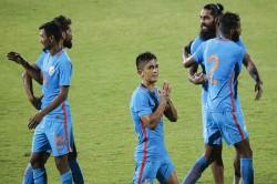 India Football Team Crashed Of Top 100 Fifa Rankings