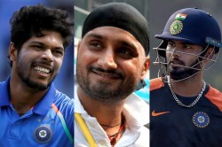 Harbhajan Singh Reveals His 15 Man Squad 2019 World Cup Umesh Yadav In Rishabh Pant Out