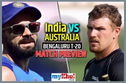 India Vs Australia 2nd T 20 Preview India Will Have Win The Match Equaling Series