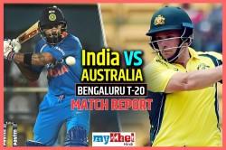 India Vs Australia 2nd T 20i Live Commentary Live Update Live Streaming