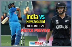 India Vs New Zealand Auckland T 20 Preview India Is Looking For Bouce Back In Do Or Die Match