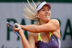 Sharapova Of Wales Open Tournament Due Injury
