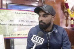 Mohammed Shami Donates Money Families Martyred Soldiers