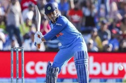 Ms Dhoni Earns An Unwanted Record As New Zealand Beat India Ist Odi