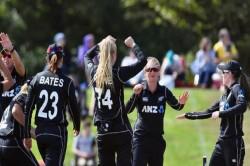 Indvsnz Women Team Defeat Team India India Wons Series 2
