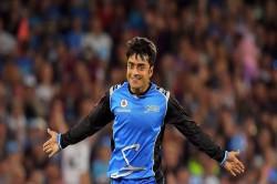 Rashid Khan 1st Bowler T20i History Pick 4 Wickets 4 Balls