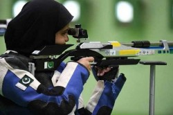 Pakistani Players Be Cleared Shooting World Cup New Delhi