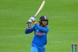 Icc Ranking Smriti Mandhana Becomes No 1 Batsmen Odi
