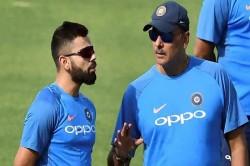 Ravi Shastri Said Virat Kohli S Batting Number Can Be Changed World Cup