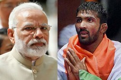 After Pulwama Attack Yogeshwar Dutt Told Pm Modi What Do Now