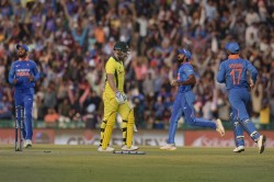 Indvsaus Bhuvneshwar Kumar Has Special Record Against Aaron Finch Since