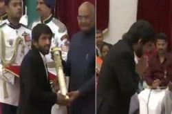 Padma Shri Award These Players Including Wrestler Bajrang Poonia