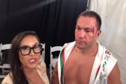 Heavyweight Boxer Kubrat Pulev Kisses Female Reporter During Interview Video