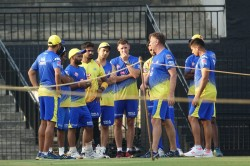 Ipl 2019 Yo Yo Test Is Not Required The Chennai Super Kings Players