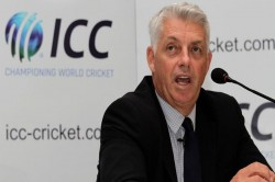 Its Wrong Say Test Cricket Is Dying Say David Richardson
