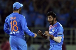 Icc Odi Rankings Virat Kohli Jasprit Bumrah Remains On Top