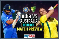Indvsaus 5th Odi Preview India S Prestige At Stake The Series Decider Dehli Match