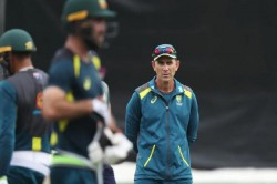 Justin Langer Said Glenn Maxwell Can Be The Virat Kohli If He Utilizes His Talent