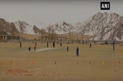 Under The Banner Khelo India 15 Days Girls Cricket Coaching Camp Concludes Leh