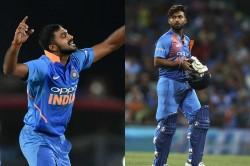 Sanjay Manjrekar Rising Questions Against Vijay Shankar Rishabh Pant