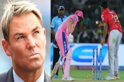 Ipl 2019 Mankading Controversy Shane Warne Said Ashwin Action Disgraceful Embarrassing