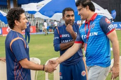 Ipl 2019 When Sachin Ganguly S Reunion Broke The Internet Video